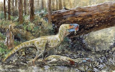 Daspletosaurus, Sang Dinosaurus Kanibal