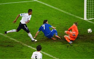 اهداف مباراة المانيا واليونان 4-2 في بطولة اليورو 22-6-2012