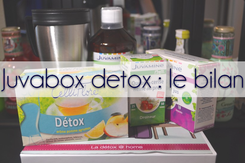 blog beauté cure detox