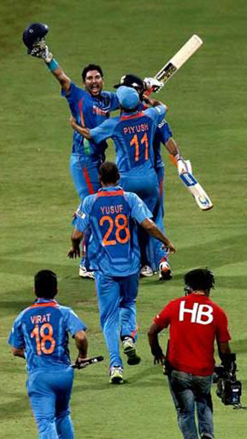 world cup cricket 2011 and indian cricket team