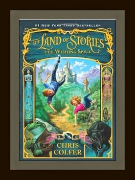 The Land of Stories: The Wishing Spell (Bacaan Bagus)