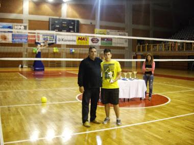 FINAL 4 ΠΑΜΠΑΙΔΩΝ ΕΣΠΕΔΑ 2012-12 MVP