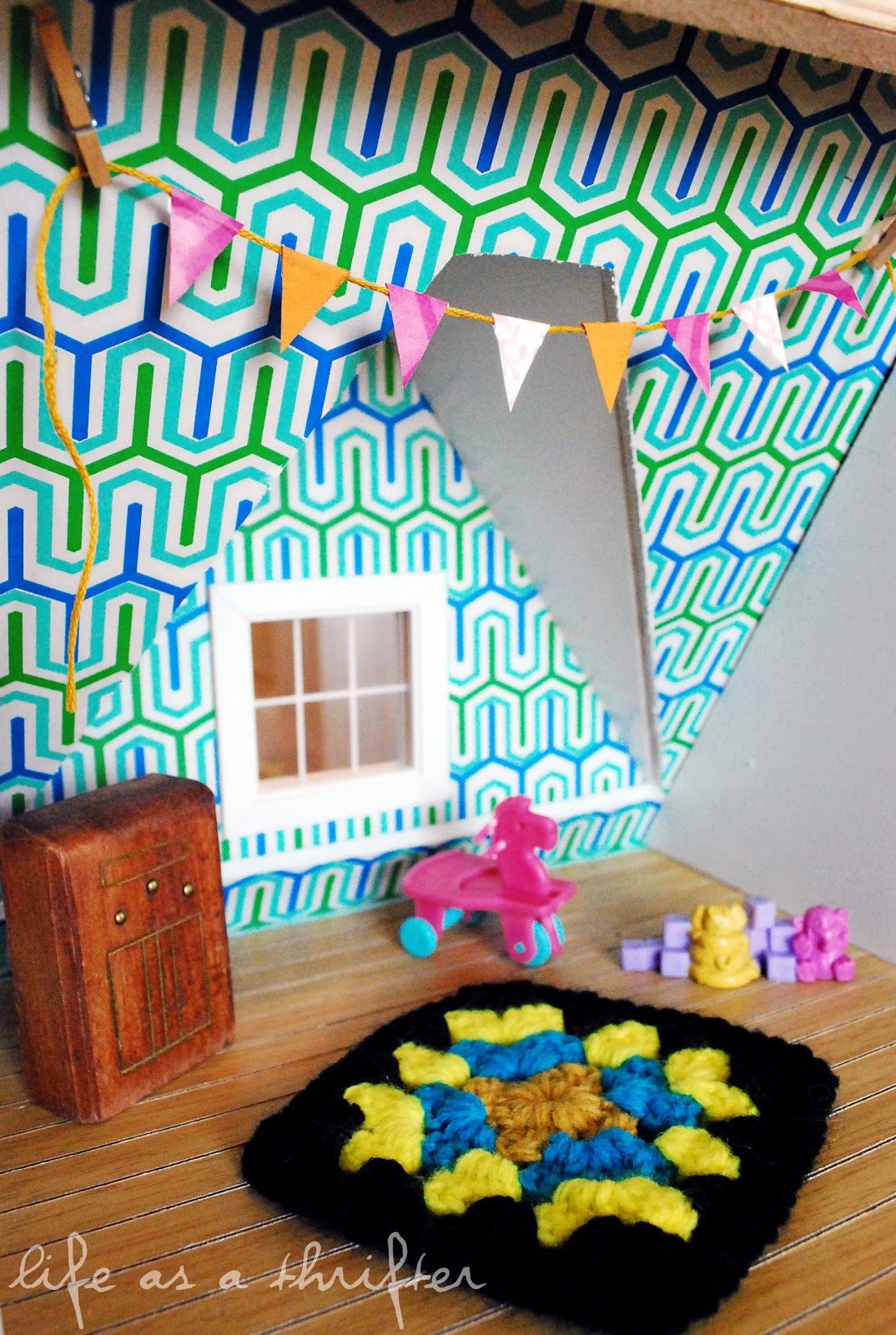 Life As A Thrifter Dollhouse Details Kid S Rooms