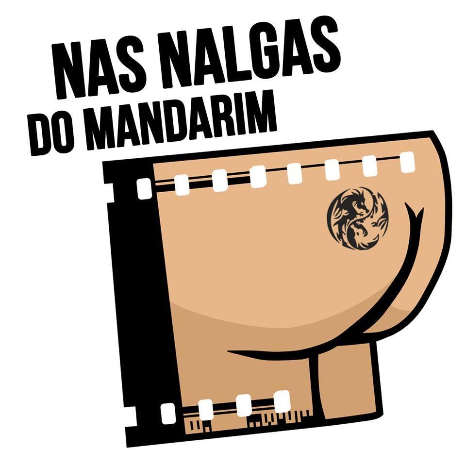 NAS NALGAS DO MANDARIM
