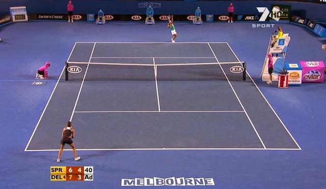 Australian Open Live Scores