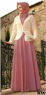 Kallie Maxi Dress Dusty Pink