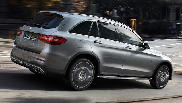 Precios y garant a for Mercedes benz glc precio