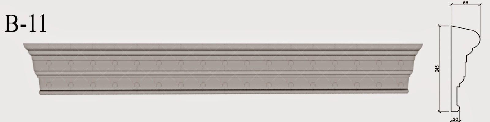 Brauri - Fatade de Case Moderne pentru fatade case, producator