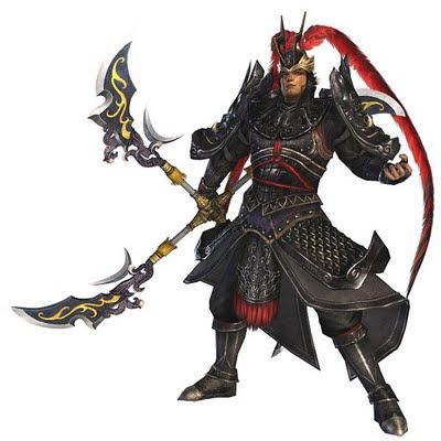 lu bu dynasty warrior 6