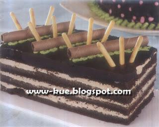 gambar kue cake opera