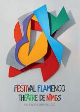 FESTIVAL FLAMENCO NÌMES - DU 9 AU 19 JANVIER 2020 - THÉÂTRE DE NÌMES