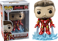 Funko Pop! Iron Man Unmasked
