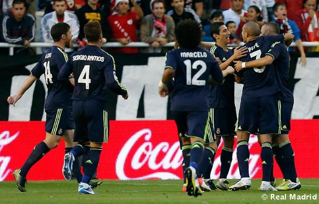 Hasil Pertandingan Rayo Vallecano vs Real Madrid (0-2), 25 September 2012