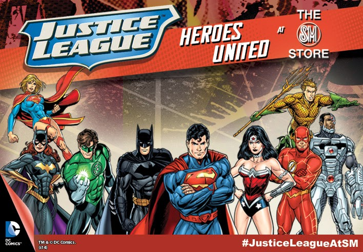Justice PH Attends The League Heroes United At SM Press Event