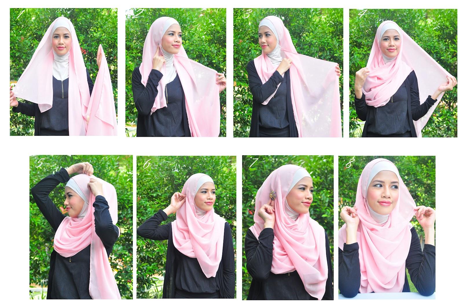 Hijab Tuto Plainjpg