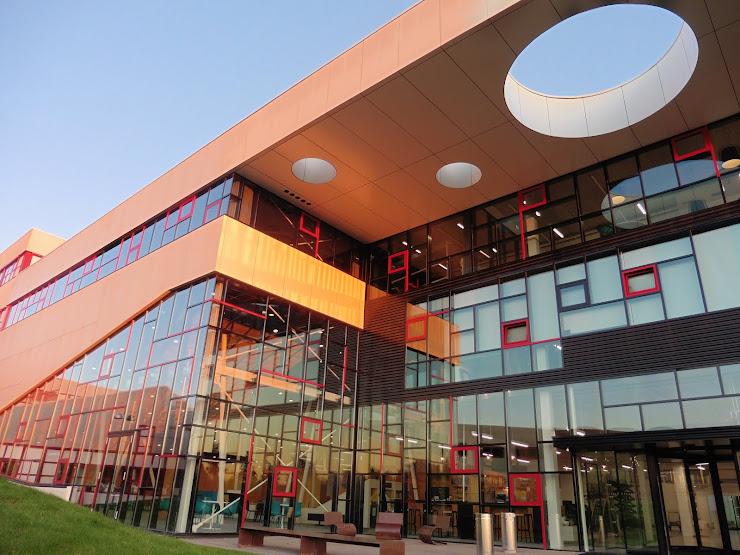 NHL Stenden Hogeschool in Leeuwarden