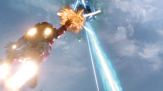 iron man combate