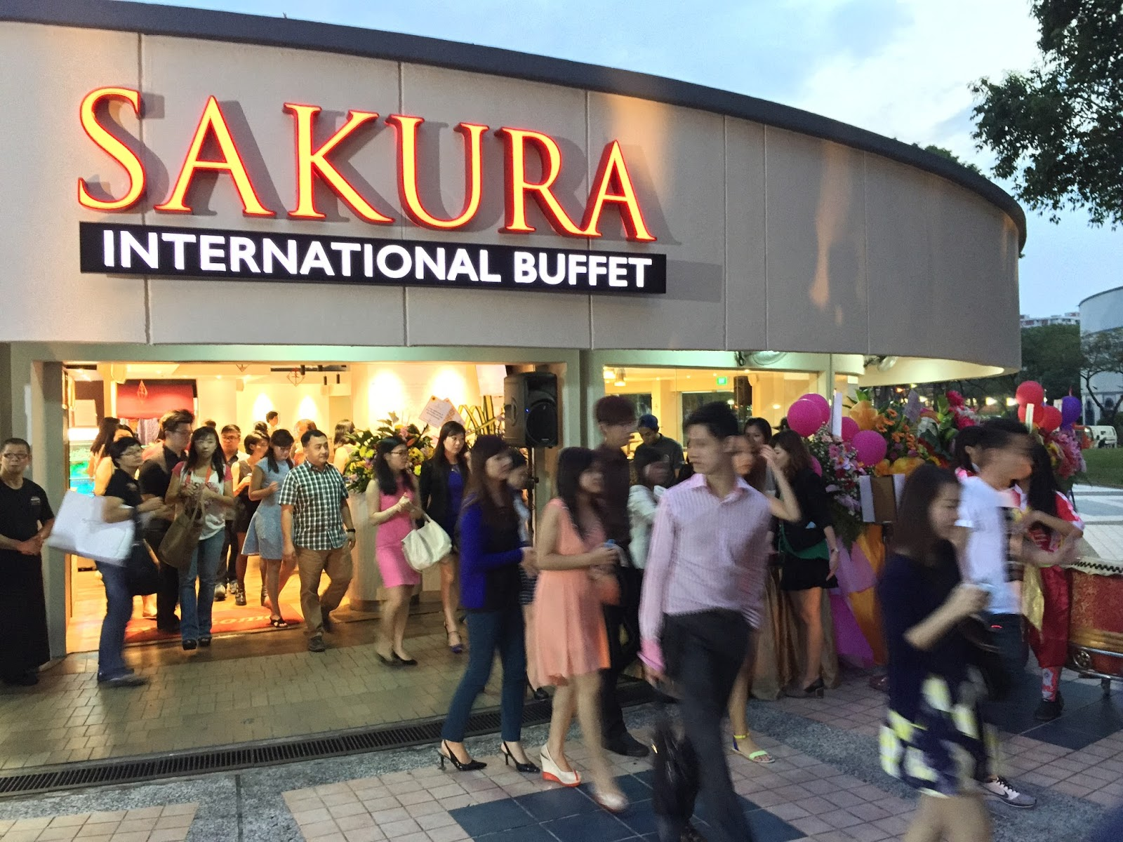 Sakura International Buffet at Yio Chu Kang 2