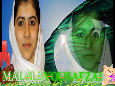 Beautiful Malala Yousafzai
