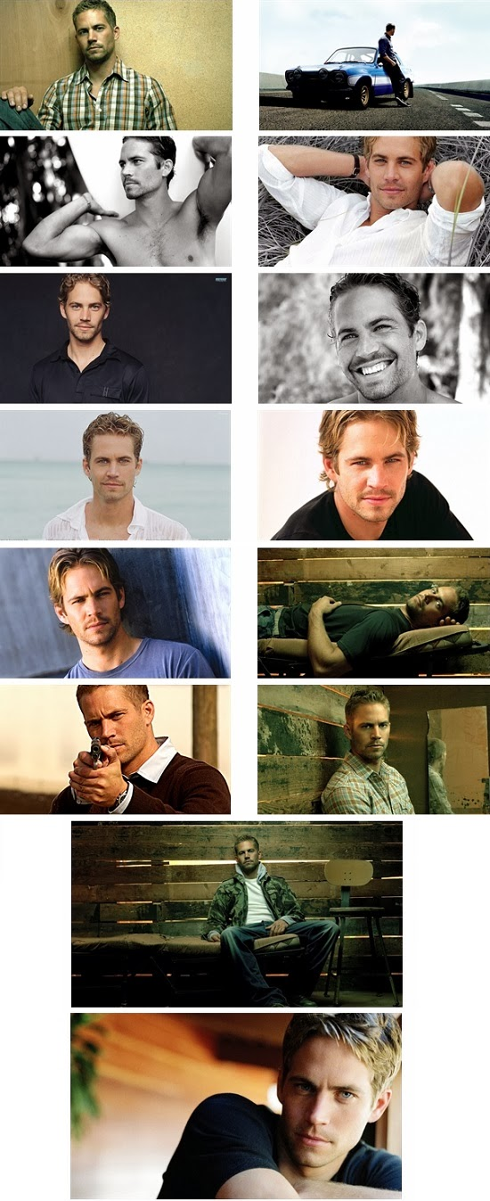 Paul Walker Theme For Windows 7 And 8 8.1