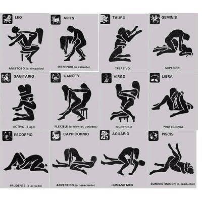las mejores posisiones para hacer el amor: