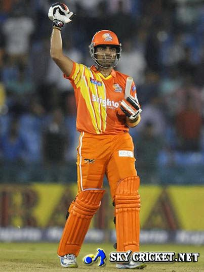 Lahore Lions beat Mumbai Indians by 6 wickets