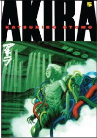 Akira 5,Katsuhiro Otomo,Norma Editorial  tienda de comics en México distrito federal, venta de comics en México df