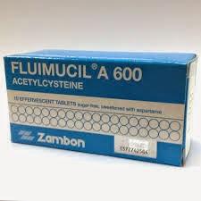 Dosis Obat Fluimucil (Acetylcysteine)