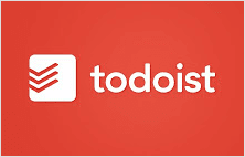 Todist extension for Google Chrome browser