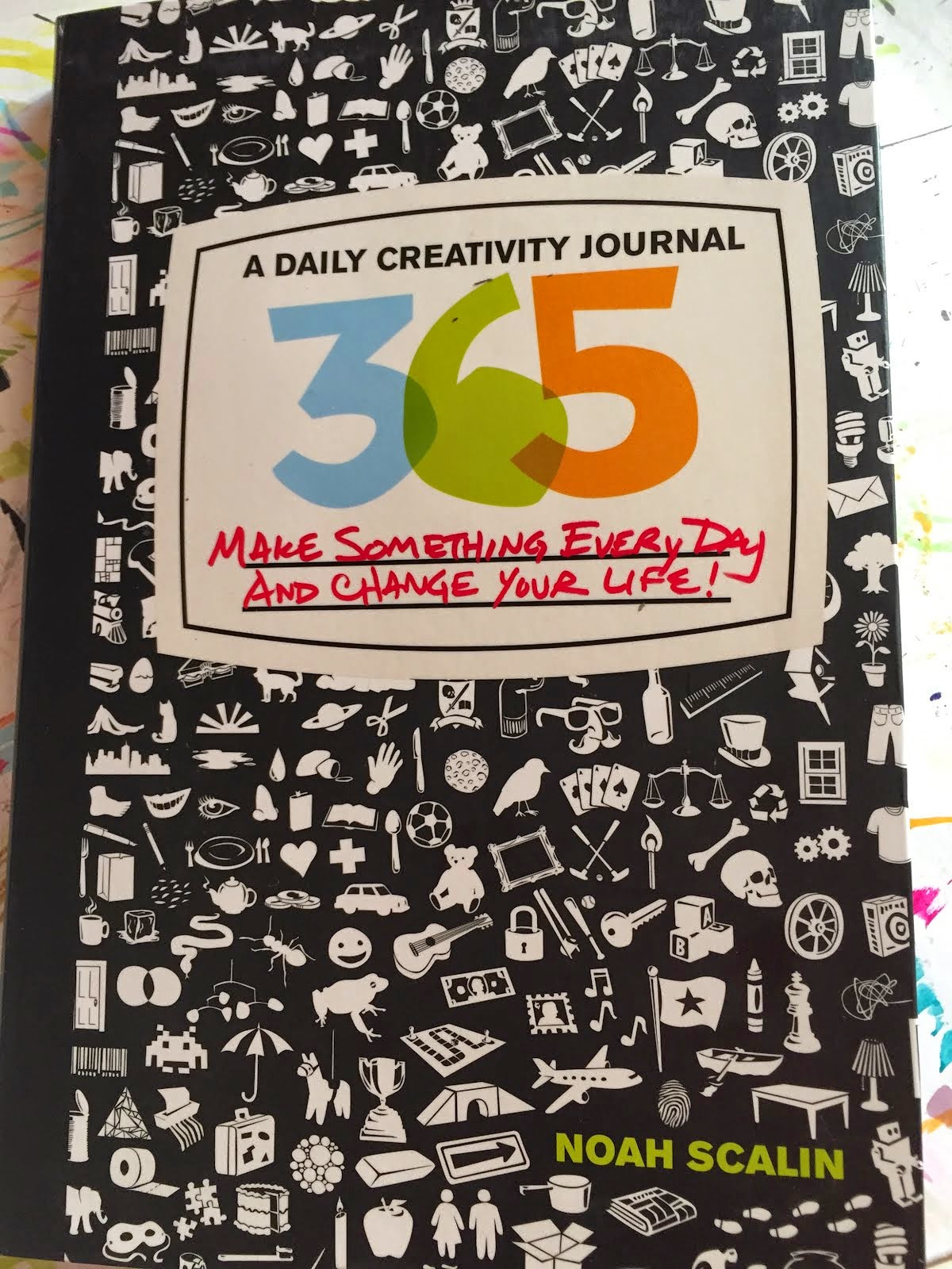 365 Tage Creativity Journal