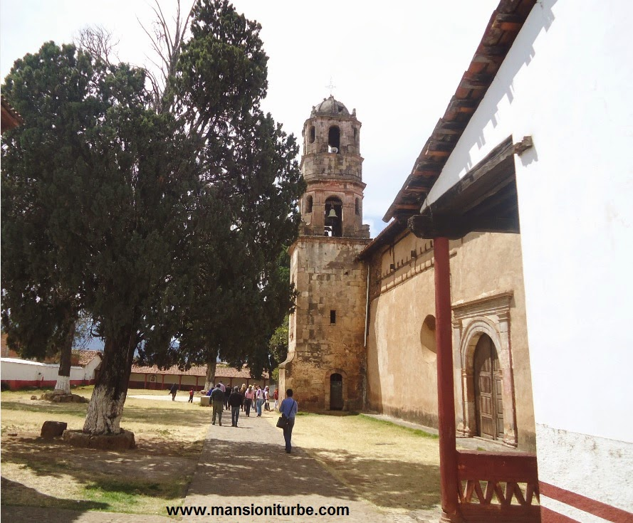 Santa Fe de la Laguna an Example of Community Development by Way of Tourism