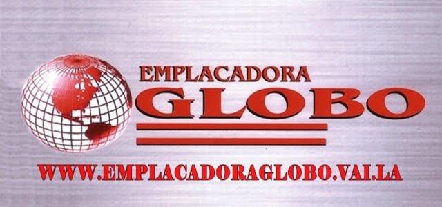EMPLACADORA GLOBO