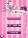 Jojo's Fashion Show Collection