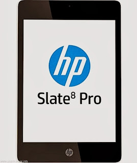 HP Slate 8 Pro user guide manual