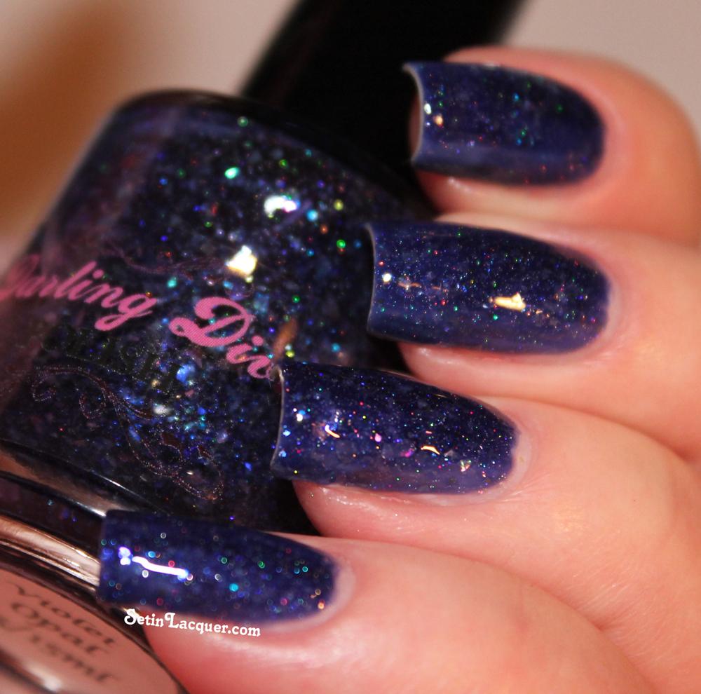 Darling Diva - Violet Opal