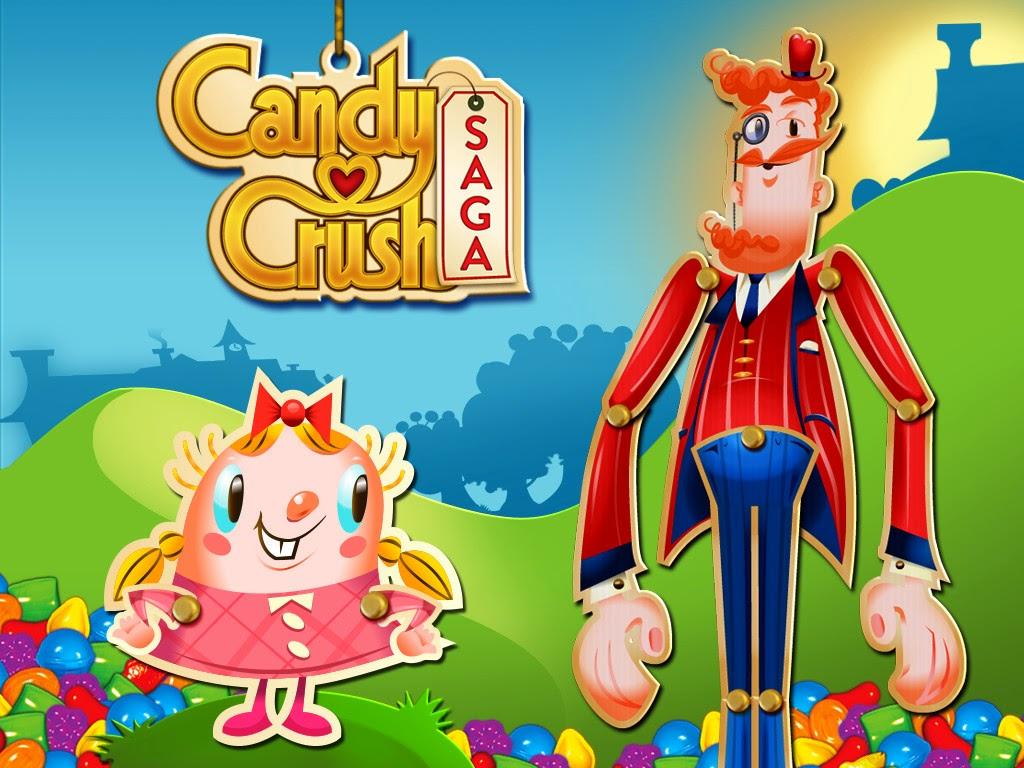 Candy crush saga apk modif android
