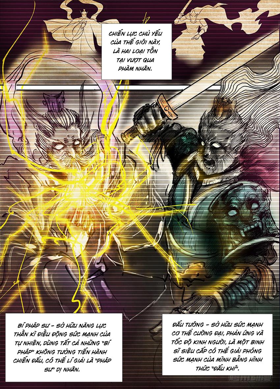 Thiên Cơ Tam Quốc chap 12 - Trang 4