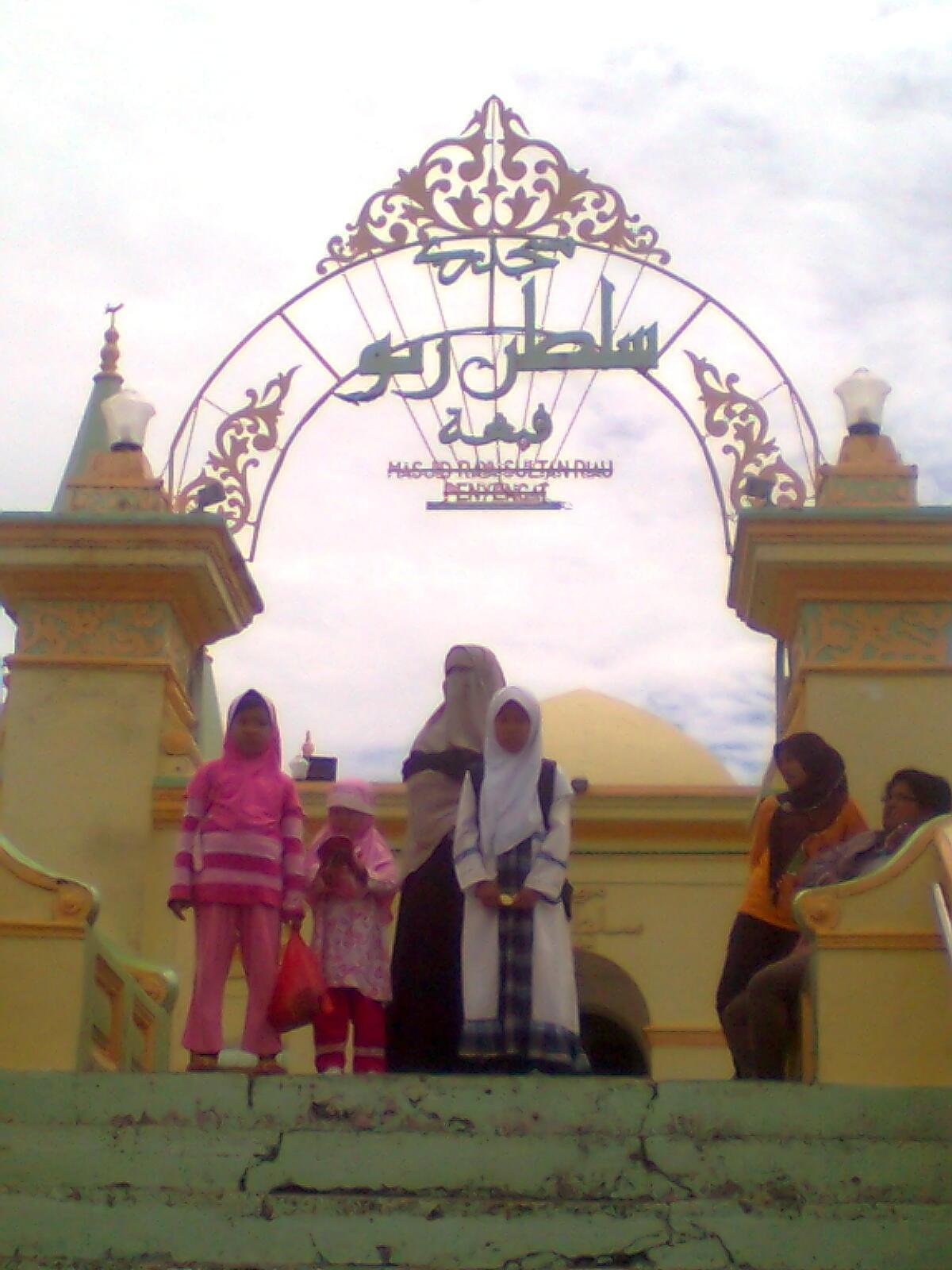 Download image Gambar Wanita Setengah Baya Ajilbab Com Portal PC ...
