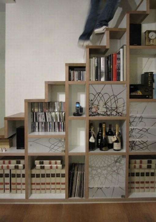 under stairs storage and shelving ideas part 1 home interior motive. Black Bedroom Furniture Sets. Home Design Ideas