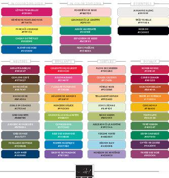 Refonte des couleurs !