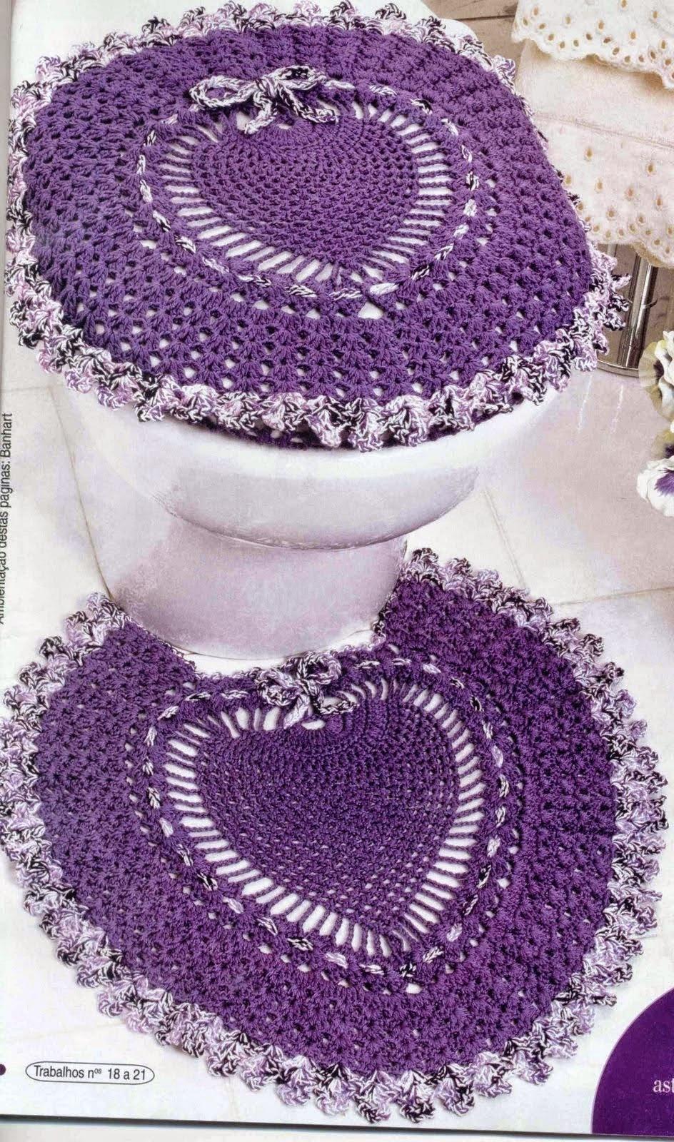 Juegos De Baño A Crochet Con Patrones:patrones cómo interpretar los patrones símbolos de tejido al crochet