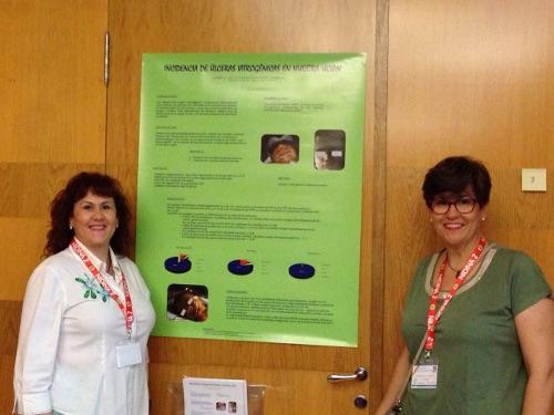 Las enfermeras de la UCI pediátrica del General de Castellón son premiadas por un estudio sobre úlceras por presión