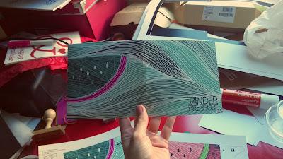diseño packaging cd música esposa embajador Badajoz ilustración