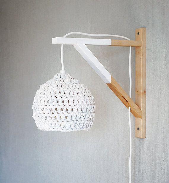 como fazer uma luminária pendente