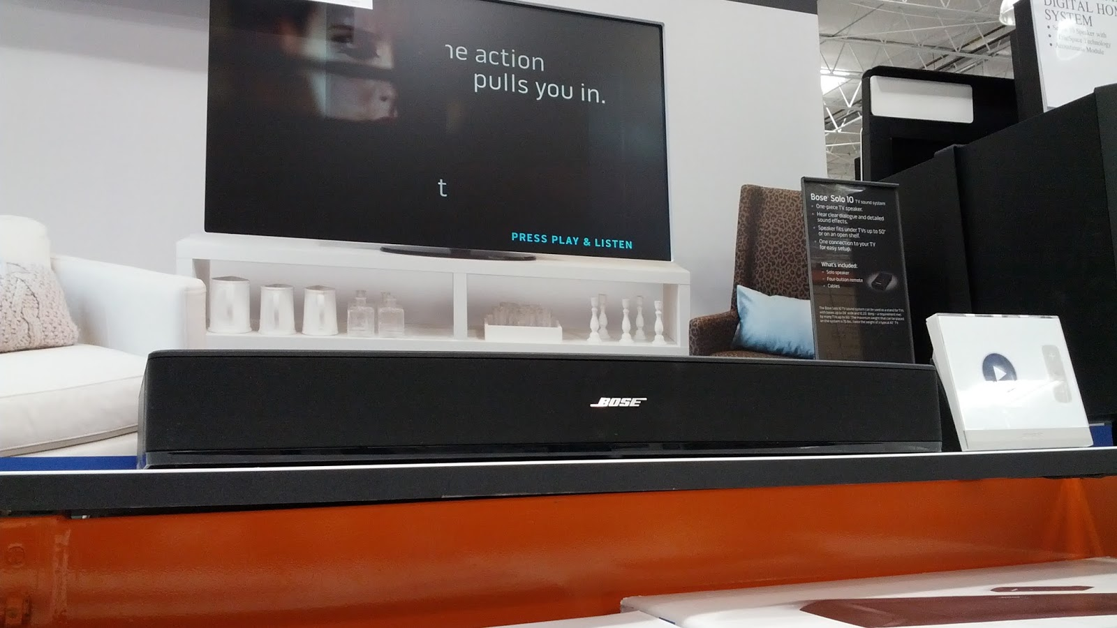 Home Stereo System Costco