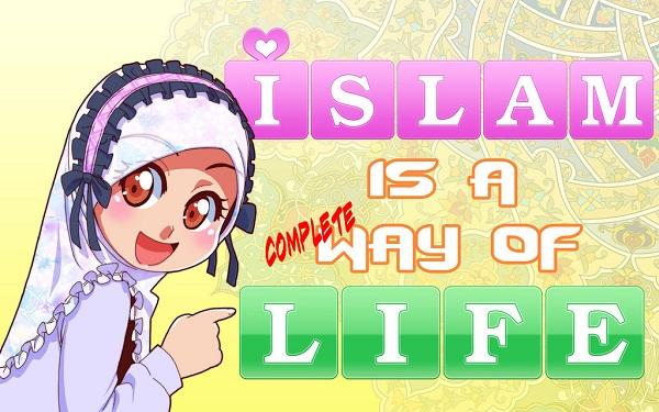 Animasi Kartun Islam Lucu Koleksi Gambar Foto Animasi
