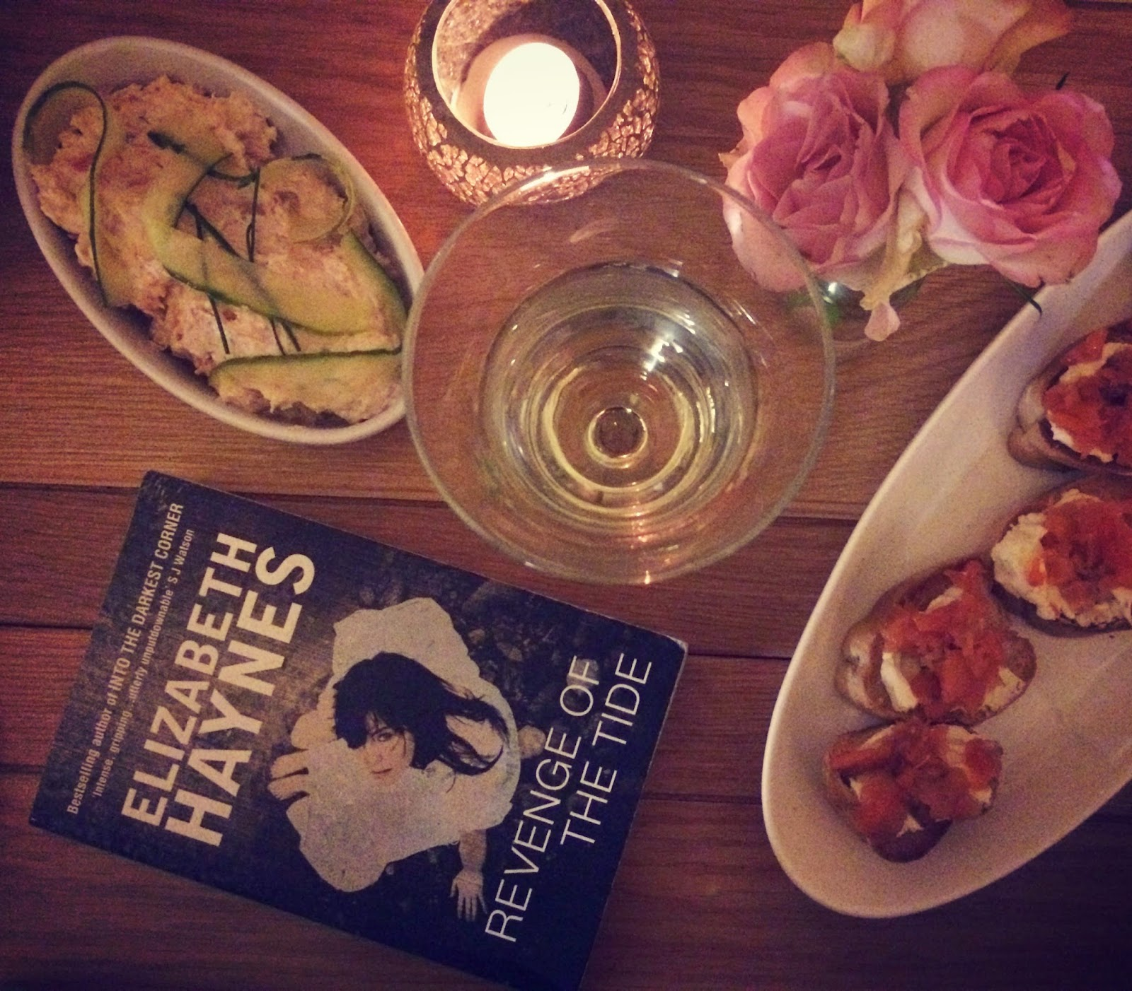 Book Club...Revenge of the Tide- Elizabeth Haynes