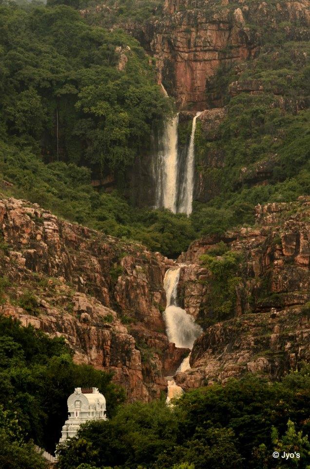 Kapila Theertham Waterfalls, Andhra Pradesh