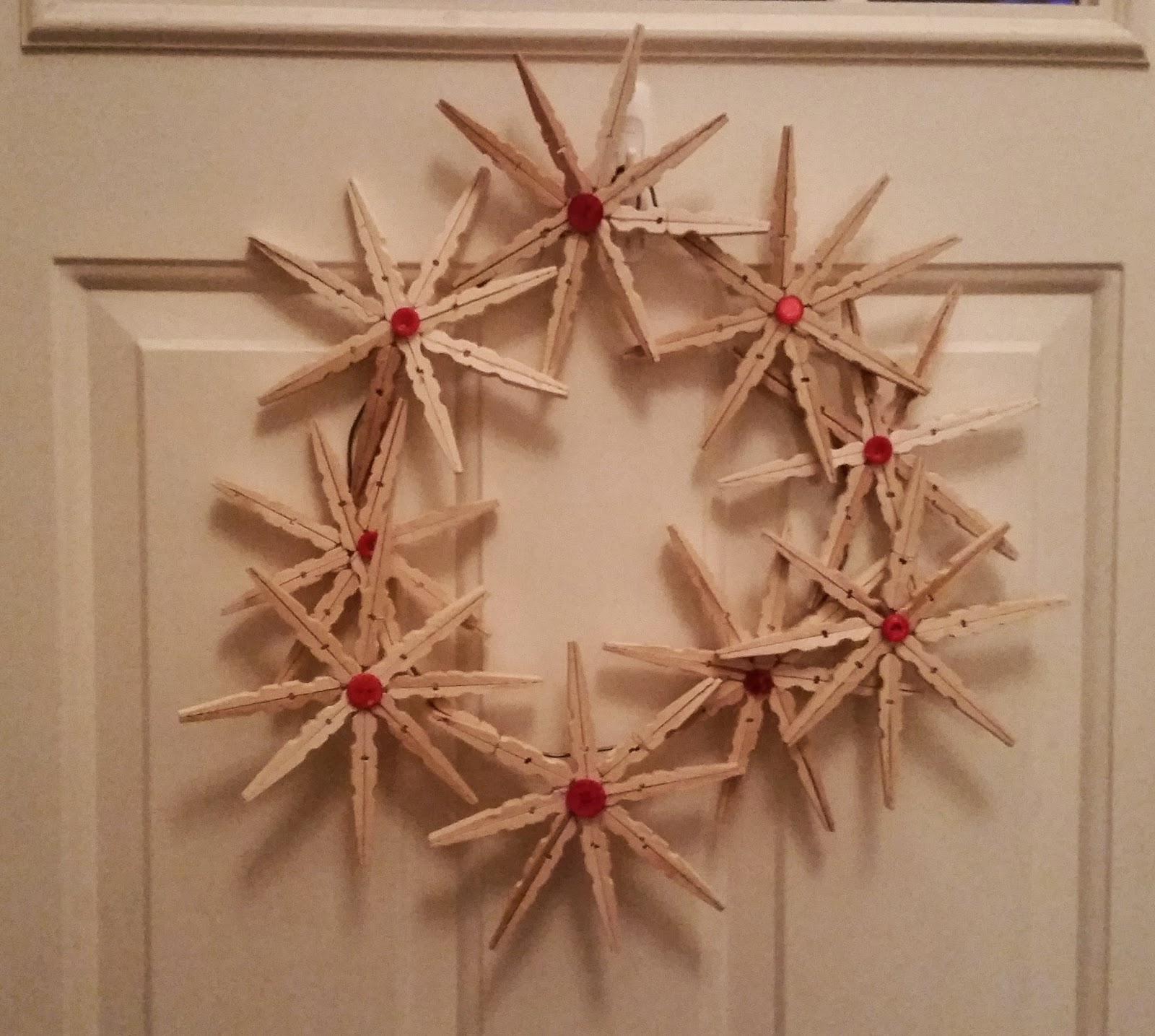 Crafts Made With Clothespins