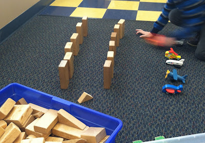 airplane obstacles (Brick by Brick)